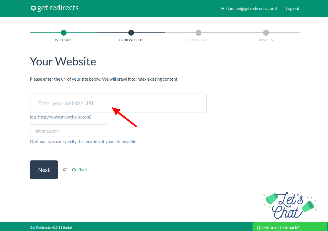 How to redirect your 404 errors automatically – easy